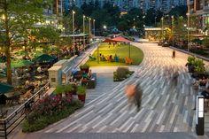 historic mixed use plaza - Google 검색