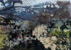 "Saatchi Art Artist Frances Ryan; Painting, ""Enclosure XIII"" #art"