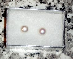 My Freshwater Pearls is offering a pair of pearls for my giveaway. They have also been very kind to offer up some coupon codes, just in time for the holidays.