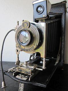 Kodak 3A Autographic Camera Model C by housewarming101 on Etsy, $95.00