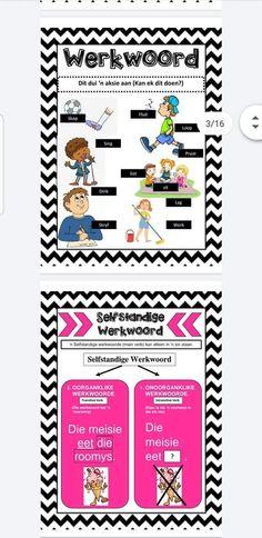 School Hacks, School Tips, School Stuff, Math Work, Wedding Art, Kids Songs, Afrikaans, Blog Design, Animal Tattoos
