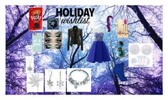 """""""Winter for a Neko"""" by falling-into-darkness ❤ liked on Polyvore featuring art, contestentry and 2015wishlist"""