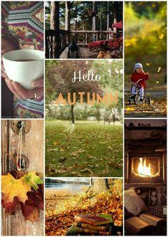 Hello Autumn Collage