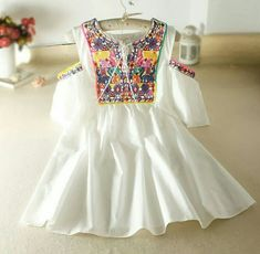 Indian fusion Wedding Dresses For Girls, Baby Girl Dresses, Cute Dresses, Casual Dresses, Frock Fashion, Fashion Dresses, Bikini Fashion, Indian Designer Outfits, Indian Outfits