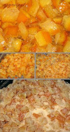 egycsipet: Kandírozott narancshéj Macaroni And Cheese, Ethnic Recipes, Food, Mac And Cheese, Essen, Meals, Yemek, Eten