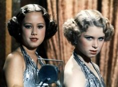 So Many Period Dramas Musical Film, Musical Theatre, Retro Hairstyles, Bun Hairstyles, Wedding Hairstyles, Bugsy Malone Movie, Bugzy Malone, 1920s Hair, Jodie Foster