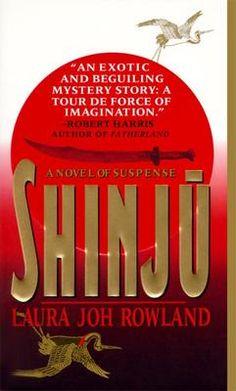 Shinju - Laura Joh Rowland (Historical--Japan)