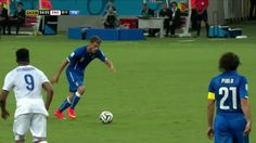 Claudio Marchisio v England 6-14-14