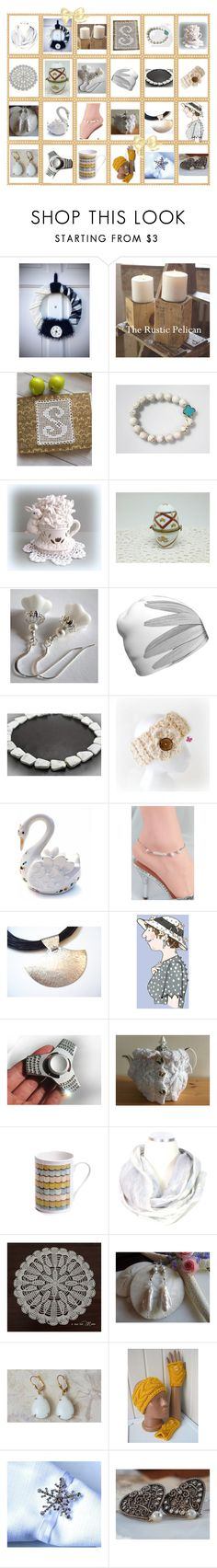 """""""Etsy Artisans on Polyvore"""" by cozeequilts ❤ liked on Polyvore"""