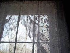 White Lace Swag Curtains | White Fringe Lace Swag Valance Window Curtain  Home Decor 62 X
