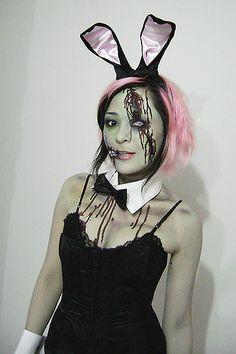 Zombie Playboy BUNNY