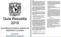 GUIA PARA EXAMEN UNAM RESUELTA  #GUIA, #PARA, #EXAMEN, #UNAM, #RESUELTA
