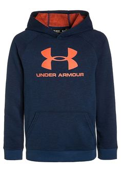 Under Armour SPORTSTYLE - Kapuzenpullover - blackout navy medium heather für 49,95 € (06.03.17) versandkostenfrei bei Zalando bestellen.
