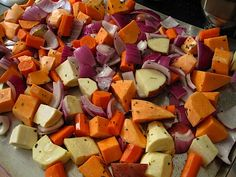 Roasted Veggies!