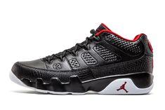 """aeff2641994e2c Air Jordan 9 Retro Low """"Bred"""" 832822-001 Jordan Low"""