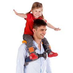 Schultertrage SaddleBaby - Endlich eine Hand-frei-Schultertrage! ♥ sorgfältig ausgewählt ♥ Jetzt online bestellen!