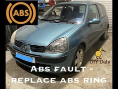 Renault Clio ABS Fault - How to replace ABS Reluctor Ring - YouTube Thalia, Abs, Rings, Youtube, Crunches, Ring, Abdominal Muscles, Jewelry Rings, Killer Abs
