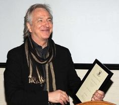 Alan Rickman -- I need information for this .... date ... event ... please