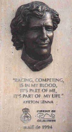 in Gedenken an Ayrton Senna. Ayrton Senna Quotes, Formula 1, Aryton Senna, Halcyon Days, F1 Drivers, Badass Quotes, Be A Nice Human, Car And Driver, F 1