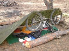 Bikepacking Tarptent Build (PIC Heavy)