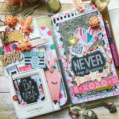 Color crush travelers notebook