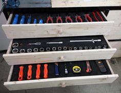 Werkzeugeinlage Bauschaum,Werkzeugeinlage