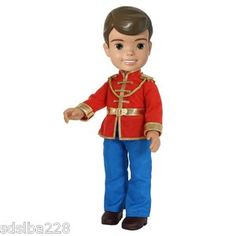 "NEW My First Disney Princess Prince Charming 14"" Toddler Doll Buy It Now $36.45"