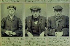 Members of the Peaky Blinders