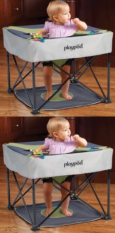 KidCo Go-Pod Baby Activity Seat in Pistachio - Activity Centers & Entertainers - Baby - $49.95