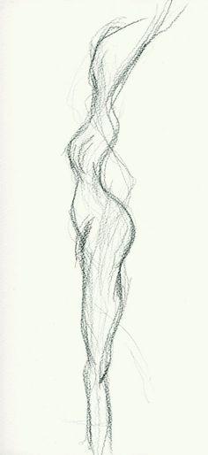 loose figure drawing