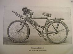 Great Moments In Bicycle-Powered