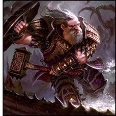 dwarf cleric - Google Search