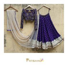 Bespoke Lehengas by Priti Sahni This is a customized lehenga designed for our lovely client Sonia in Canada To get your dream wedding outfit designed please Whatsapp to +91-9022617481 24 June 2017