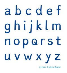 "Dutch designer Christian Boer created a dyslexic-friendly font to make reading easier for dyslexics like himself.     ""Traditional fonts are designed solely from an aesthetic point of view,"" Boer writes on his website, ""which means they often have characteristics that make characters difficult to recognize for people with dyslexia. Oftentimes,..."