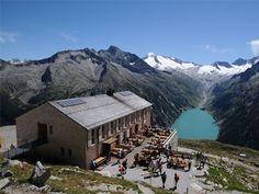 Olpererhütte - auf www.Huettenguide.net