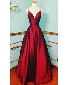 spaghetti strarps burgundy long prom dresses evening dresses, Shop plus-sized prom dresses for curvy figures and plus-size party dresses. Ball gowns for prom in plus sizes and short plus-sized prom dresses for Straps Prom Dresses, A Line Prom Dresses, Grad Dresses, Homecoming Dresses, Sexy Dresses, Fashion Dresses, Red Dress Prom, Long Dresses, Party Dresses