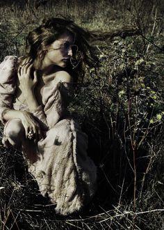 Laetitia Casta by Cedric Buchet for Vogue Paris