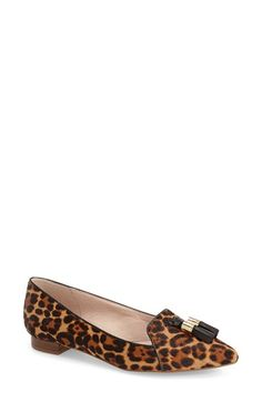 Louise et Cie 'Baylee' Tassel Pointy Toe Loafer (Women) available at #Nordstrom