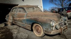 In this edition of Barn Find Friday, we're taking a look at some of the best and most patina'd classics that you can find for $4,000, or a budget that would make the average vintage car collector ask why you made them get out of bed for so few zeros. Get a tetanus shot and come right in!