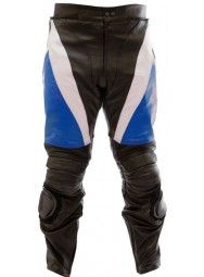 Men's Leather Apparel Motorcycle Racing Trouser