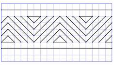 octobre | 2014 | Géométriquement Geometric Construction, Graph Paper, Blackwork, Bloom, Quilts, Drawings, Bullet, Pencil, Journal
