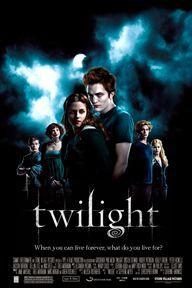 Twilight Chapitre 1 Fascination Affiche Affiche De Film Film Twilight Film Culte Francais