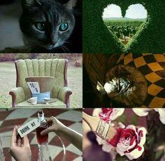 Alice in Wonderland aesthetic picspam