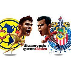 Memes América vs Chivas en Vivo - Liga MX 2015 | FutAdiccion TV - Partidos de hoy en Vivo Memes Chivas, Chivas Vs America, Tumblers, Tv, Movies, Movie Posters, Films, Film Poster, Mug