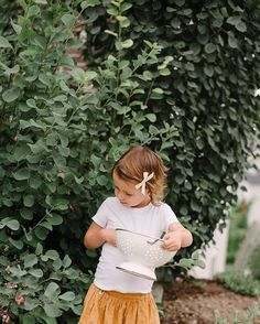 "Summer berry picking. ""Tusk"" schoolgirl by Free Babes Handmade. Made with love in the USA."