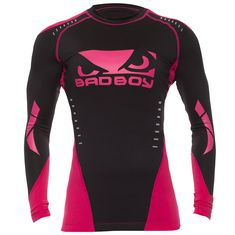 Listed Price: $49.99 Brand: Bad Boy Bad Boy Womens Sphere Longsleeve Compression Top This new Sphere Compression Range from Bad��_