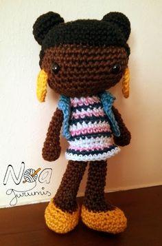 Amigurumi doll by Noagurumis :-)