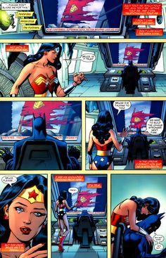 Batman & Wonder Woman on the death of Superman Death Of Superman, Batman And Superman, Batman Stuff, Batman Arkham, Batman Robin, Batman Wonder Woman, Wonder Woman Comic, Batman Comic Art, Batman Comics