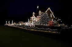 put up christmas lights outside - How To Put Up Christmas Lights Outside