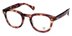 Tart Optical :: Retro Eyewear - Tart Arnel Honey Amber. To bad they are like $450!